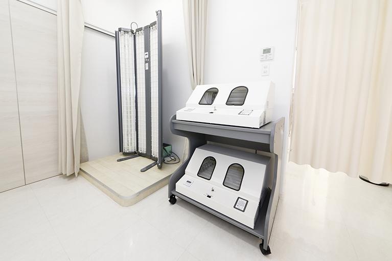 ナロードバンドUVB(紫外線療法)