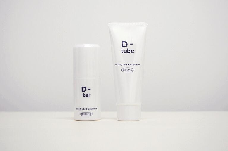 D-tube D-bar(消臭クリーム・バー)