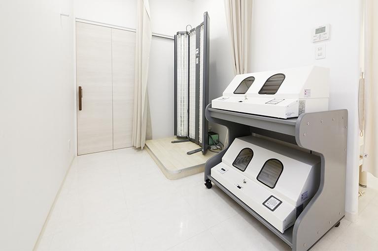 光線治療室