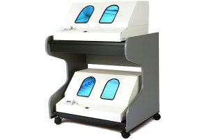手足型ナローバンドUVB導入します。掌蹠膿疱症などの治療に☆
